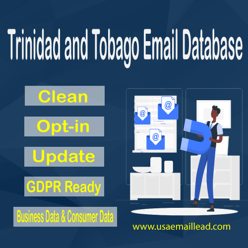Trinidad and Tobago Email Database
