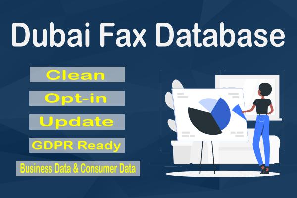 Dubai Fax Database