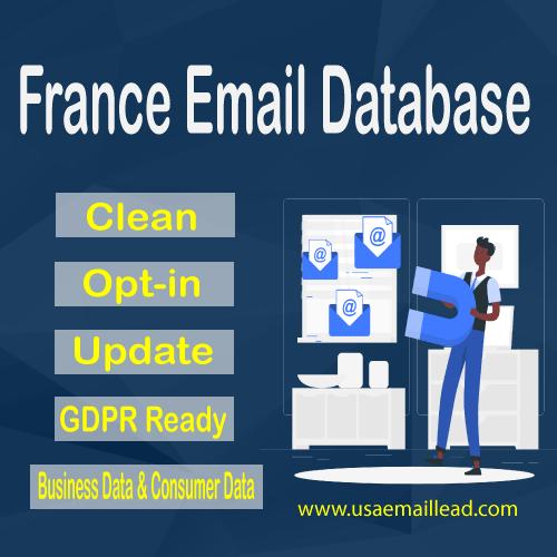 France Email Database