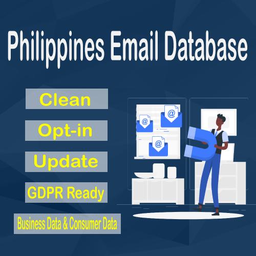 Philippines Email Database